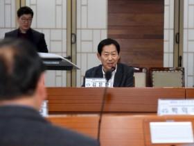 오산시, 역대 부시장 초청 간담회 개최