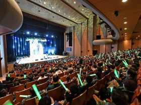 수원시, 제15회 이홍렬의 락락페스티벌' 후원금,  저소득 가정 아동에게 전달한다