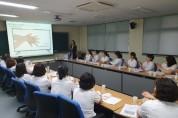 경기도교육청, 현장 맞춤형 위생·안전교육 실시