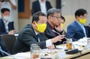 남양주시, 더불어민주당 남양주을 지역위원회와 정책간담회 갖고 주요 투자사업 논의