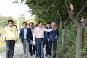 평택시, '바람길숲 조성사업' 용역 착수 보고회 개최