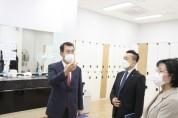 [화성도시공사]   장기 휴관중인 실내체육시설 재개관   -경기티비종합뉴스-