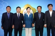 수원시의회 ,제11대 후반기 의장단 윤곽 드러나 -경기티비종합뉴스-