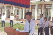 수원중·고등학교, 프놈끄라옴 아이들 가슴에 꿈을 심다