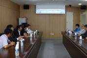 경기도의료원 안성병원, 한림대학교동탄성심병원 관계자 방문 신뢰관계 구축 논의