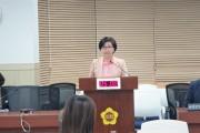경기도의회, 김미숙 의원, 환경오염은 막고..생명은 살리고.
