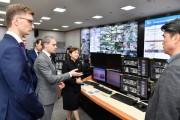 수원시 도시안전통합센터, 해외에서 잇따라 벤치마킹